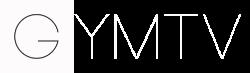 GymTV – logo light